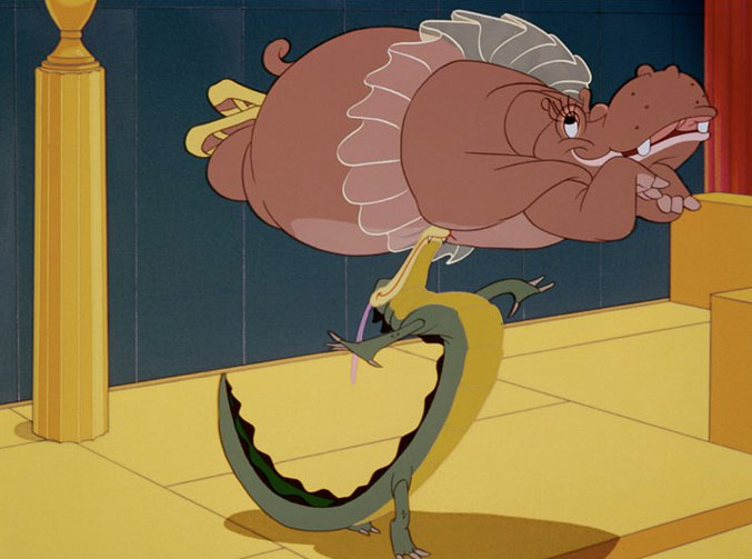 Disney Animals Who Forgot How To Animal Fantasia