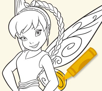 disney fawn coloring pages - photo#22