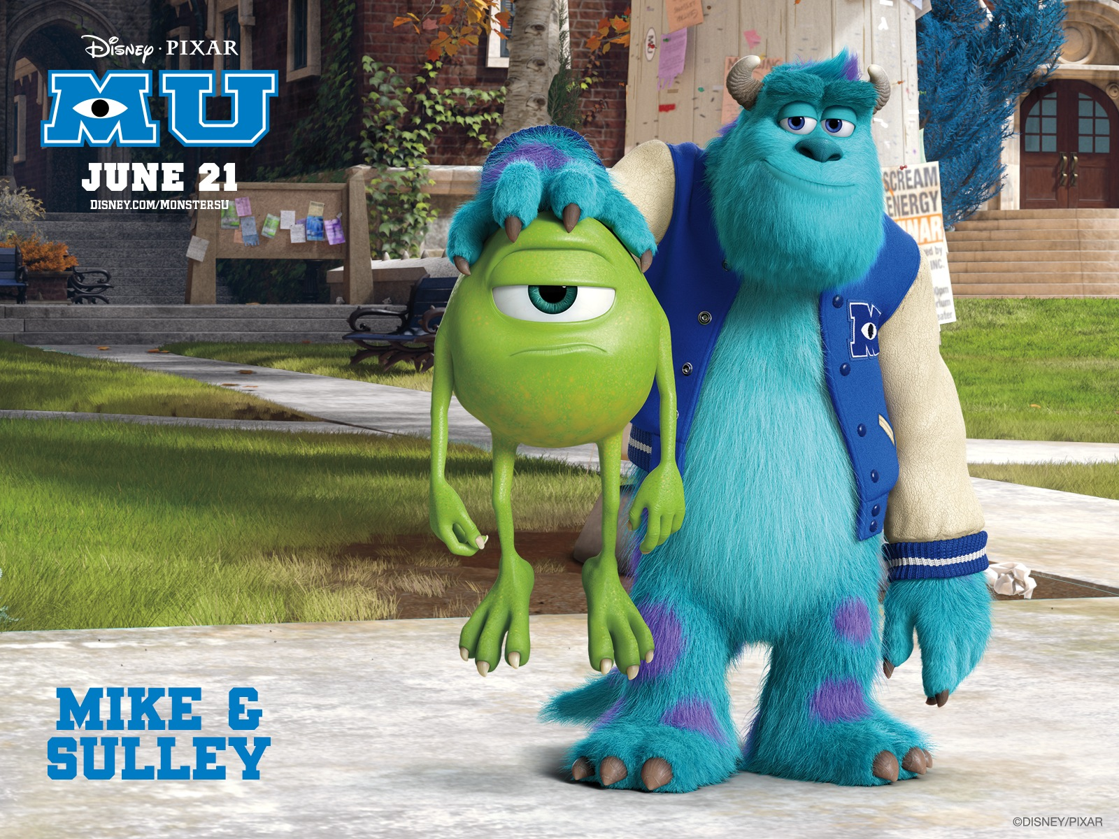 Lessons to learn from Mike & Sully from Monsters University